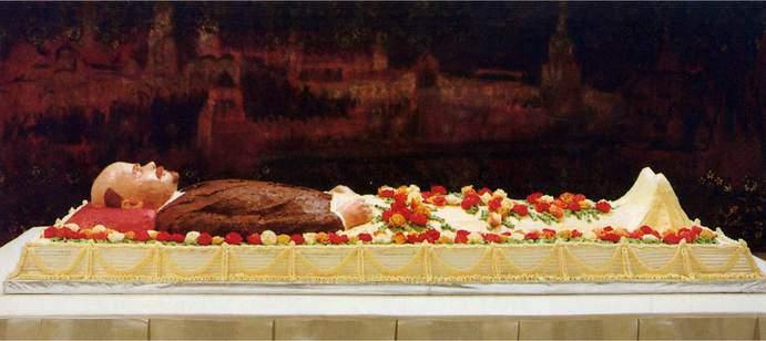 Lenin Mumie